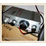 Звуковой двухканальный усилитель 2*20Вт.