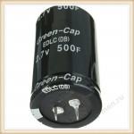 Ионистор Green-Cap 2,7V-500F